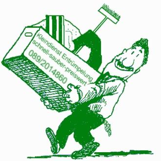 Kleindienst Entrümpelungen München Logo